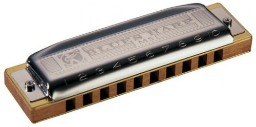 Hohner Blues Harp MS. Harmonica. Available in all Keys