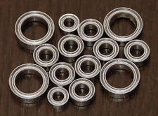 (14pcs) TAMIYA TRF501X /DB01 /TRF416X /TRF417 /TA05-VDF Metal Sealed Bearing Set