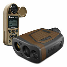 Bushnell Elite 1-Mile Kestrel 7X26MM Laser Rangefinder CONX Combo 202540KC