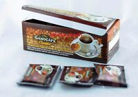 6 Boxes Coffee Gano Excel Ganoderma Classic Black Lucidum Reishi Health Express