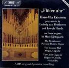 Beethoven Haydn Ericsson - FLOTENUHR CD