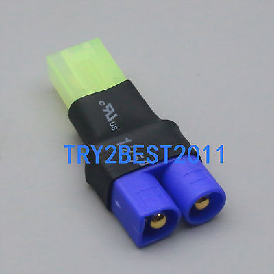 No Wires Connector Mini-Tamiya Female to Male EC3 Adapter