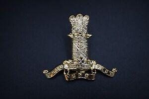 11th-hussars-anodised-collar-badge