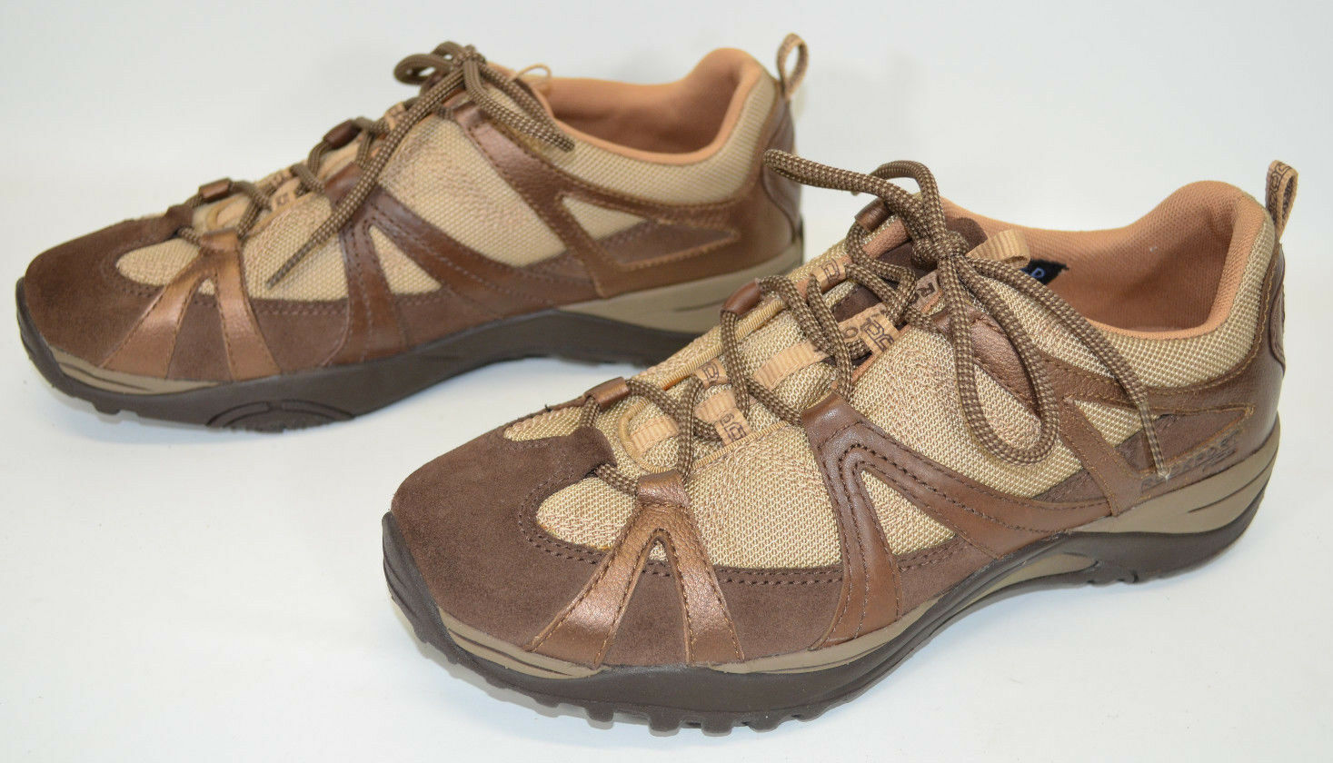 Rockport XC5 Sneakers Walking Brown/Tan Hydro-Shield Waterproof femmes  8.5M