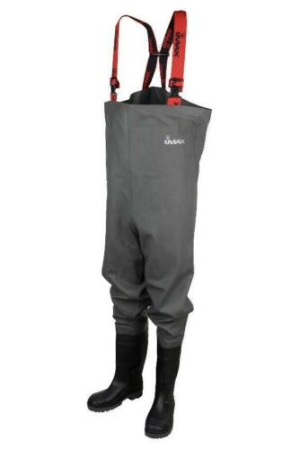All Sizes IMAX NAUTIC Fishing Chest Waders Cleated Sole
