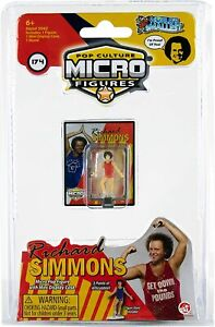 World's Smallest Micro Figures Richard Simmons - OUTFIT MAY VARY