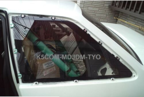 Oem TOYOTA 2-Door Hatch Rear Quater Window Glass Clips 83-87 AE86 TRUENO LEVIN
