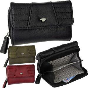 TOM-TAILOR-Damen-Geldboerse-Portemonnaie-Geldtasche-Geldbeutel-Brieftasche-Purse