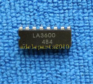 5pcs la3600 5 band graphic equalizer dip 16 ebay