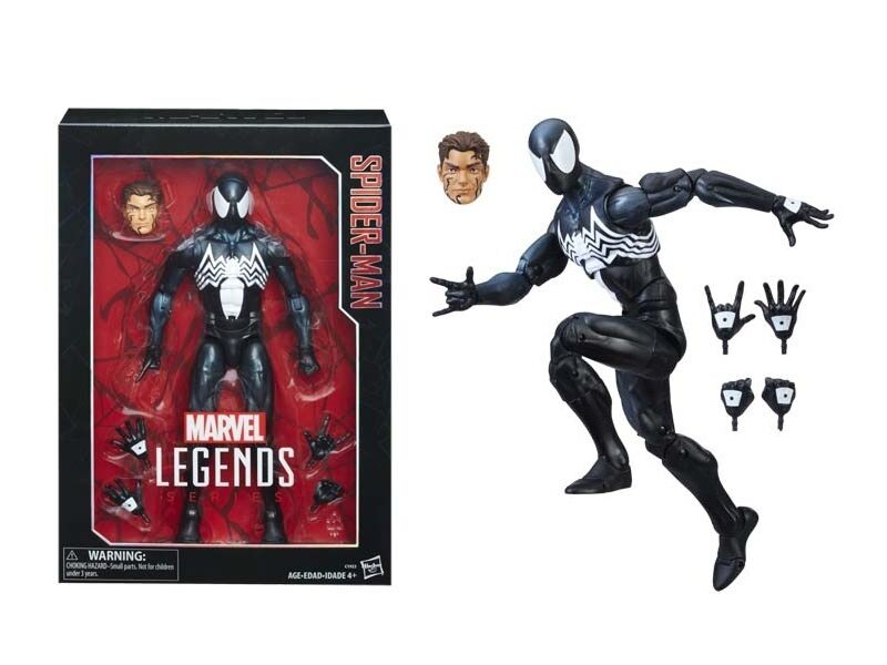 HASBRO MARVEL LEGENDS SERIES 12