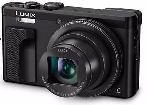 Panasonic Lumix DMC TZ81 EG K = Schwarz Digitalkamera TZ 81 vom Fachhändler NEU