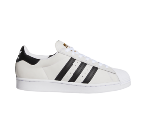 Adidas Superstar ADV White Black Gold