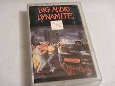 Big Audio Dynamite: Tighten Up '88 (1988 CBS Records Cassette)
