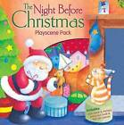 The Night Before Christmas: Playscene Pack by Clement Clarke Moore (Mixed media product, 2013)