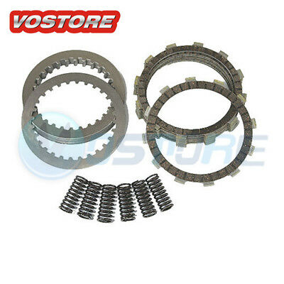 Plates Springs Yamaha YZ125 See Details For Years Complete Clutch Kit w// Discs
