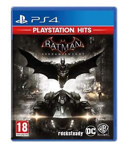 NEW-amp-SEALED-Batman-Arkham-Knight-Hits-Sony-Playstation-4-PS4-Game