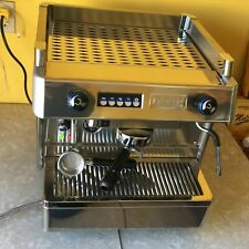 1 Group Commercial Espresso Machine Cappuccino Latte Handmade Stainless Steel
