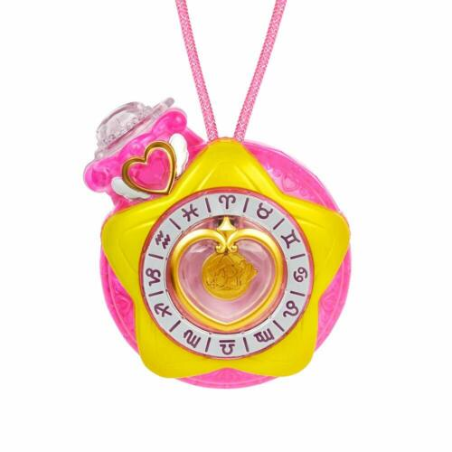 BANDAI Star Twinkle PreCure Makeover Star Color Pendant from Japan F//S New