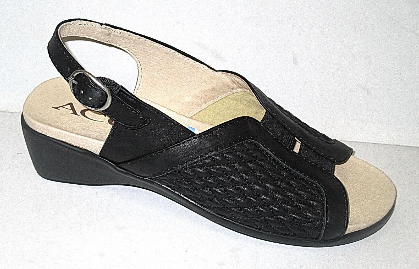 für auch Fußbett, mit Sandale Damen Aco ++NEU+ geeignet,Gr