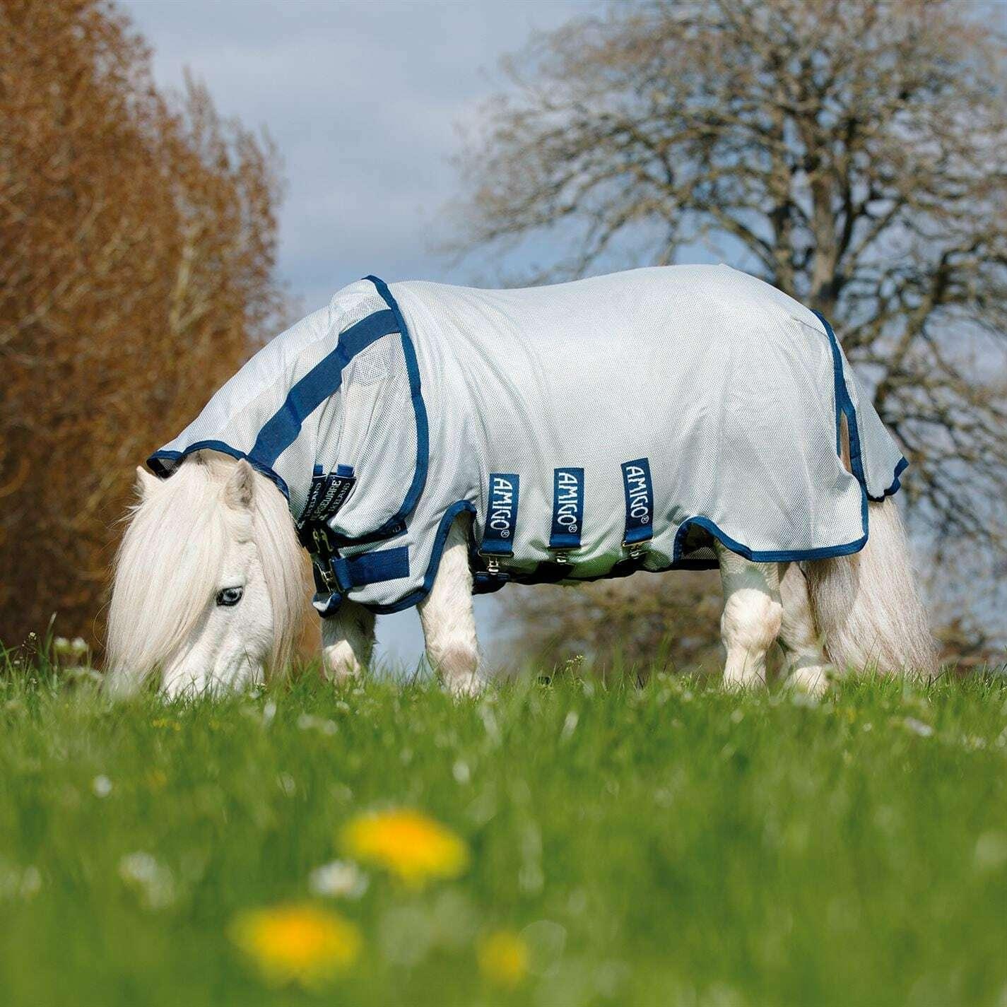 Amigo Petite Bug Rug Pony UV Riding Horse Body Accessory