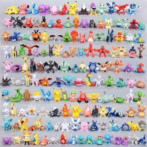 Pokemon Action Figure toys