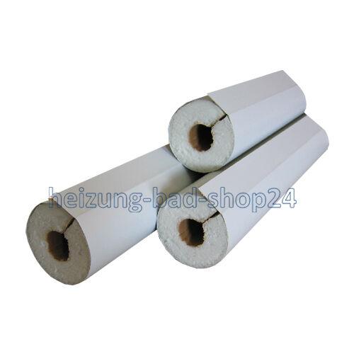 10m PUR Rohrisolierung Isolierung Rohrschale 20/15 50% 50% 50% EnEV ff98ad