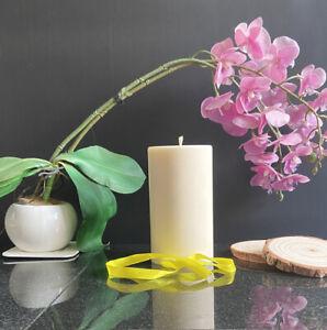 Vanilla Vegan Candle. Soy Natural Wax Handmade Vegan Scented Candles Gift Ideas