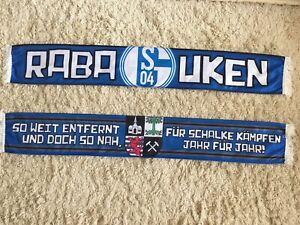 Ultras-Seidenschal-RABAUKEN-SCHALKE