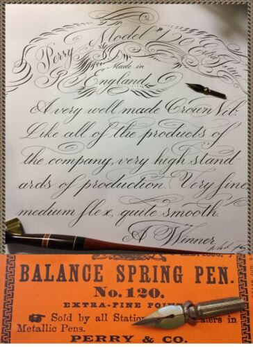 Mitchell Perry Soennecken A collection of 33 different vintage pen nibs e.g