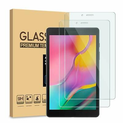2PC For Samsung Galaxy Tab A 8.0 inch T387 2018 Tempered Glass Screen Protector