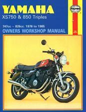 Werkstatthandbuch Workshop Manual Yamaha Xs 750 Von 1976 Ebay