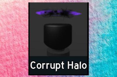 Corrupt Halo Royale High Roblox Roblox Korrumpirovannyh Halo Royal Vysokij Yastreba Tovar Ebay