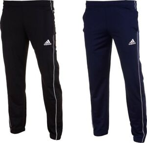 Adidas-Mens-Core-18-PES-Typical-Football-Fit-Pants-Tracksuit-Bottom-Training
