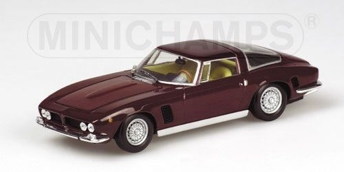 Iso grifo 7 litri 1968 rot metallic 1 43 modell minichamps