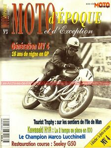 MOTO-D-039-EPOQUE-3-KAWASAKI-500-H1-R-MV-AGUSTA-4-Marco-LUCCHINELLI-SEELEY-TT-Story