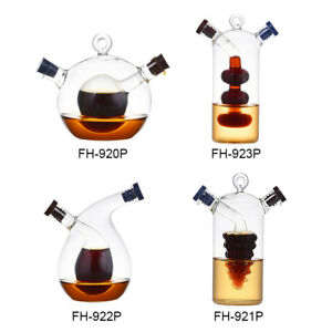 Image Is Loading Kitchen 2 In 1 Gl Oil Vinegar Bottle
