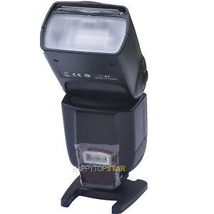 à Condition De Ws-560 Flash Speedlite Flashgun For Canon 5d 6d 7d Nikon D810 Ef Fujifilm Camera Performance Fiable