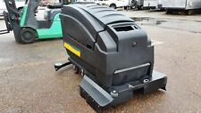 Nss Wrangler 3330 Automatic Large Floor Scrubber 33 Inch 60 Day Parts Warranty