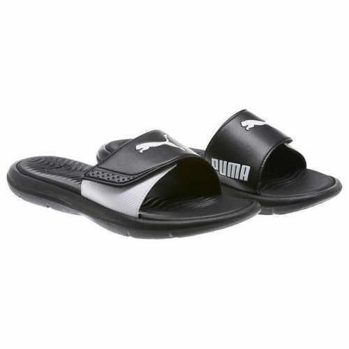 buy online 092df 1132a NEW Puma Puma Puma Ladies  Slide Sandals - BLACK SIZE 6 SURFCAT ADJUSTABLE  NWT 0942b0. Men s adidas Swift Run Running Shoes ...