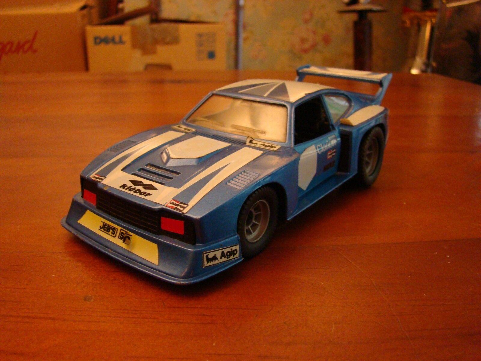 1 24 Ford Capri 2000 Model Touring Car Racer Car Rare