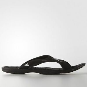 Men's Shoes Methodical Adidas Adipure Slides Mens Sandals Slippers Slides Flip-flops V21529 Black