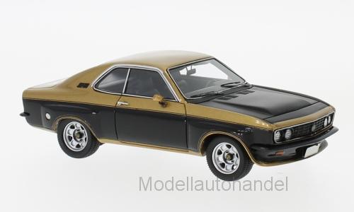 Opel Manta TE 2800, or noir, 1974 Neo 1 43 45442  New