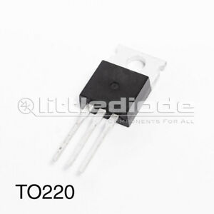 FHP80N07 In-Line TO220 MOS FET 80 A 70 V FEI