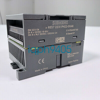 NEW 1PCS 6ES7 223-1PH22-0XA8 6ES7223-1PH22-0XA8 SIEMENS PLC