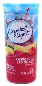 4-12-Quart-Canisters-Crystal-Light-Raspberry-Lemonade-Drink-Mix