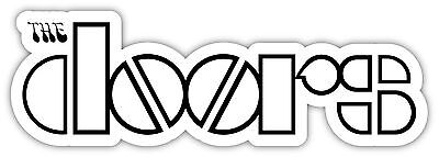 The DOORS Vinyl Sticker Decal *3 SIZES* Band Vinyl Bumper Wall Rock