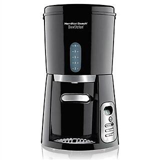 Hamilton Beach 10-Cup Coffee Maker, Programmable BrewStation Dispensing