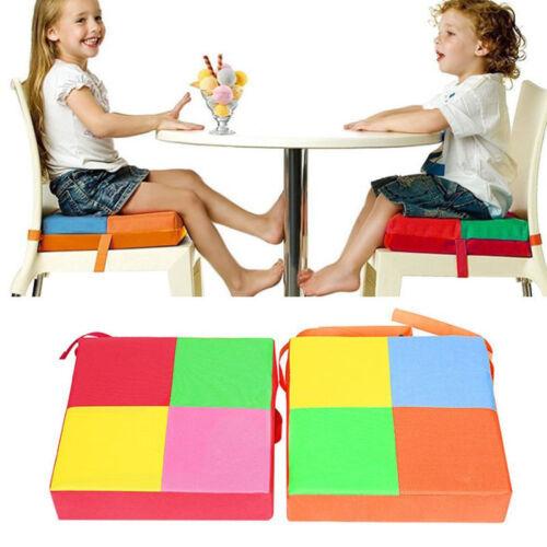 Sitz Erhöhung Stuhl Tragbar Kind Baby Sitzkissen Kindersitzerhöhung Boostersitz