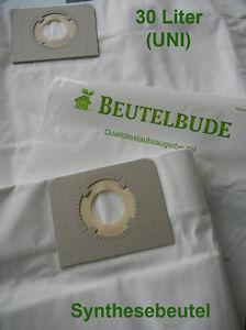 Serie Staubsack passend für Nilfisk Attix 30.. Staubbeutel Synthesevlies