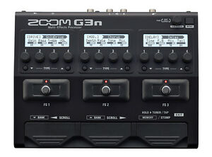 Zoom-G3N-Multi-Effects-Guitar-Pedal